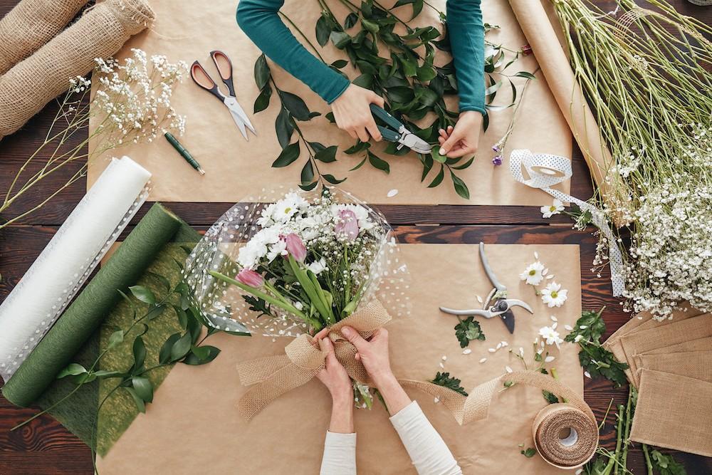 Conserver bouquet fleurs - Nos astuces pour conserver un bouquet de fleurs